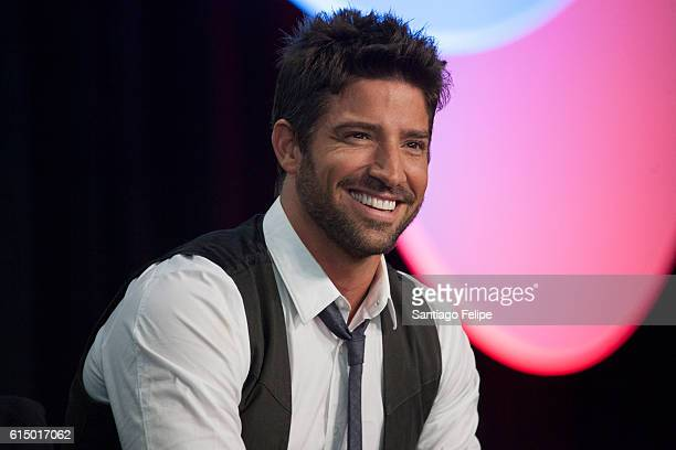 David Chocarro attends the 5th Annual Festival People en Espanol at The Jacob K Javits Convention Center on October 15 2016 in New York City