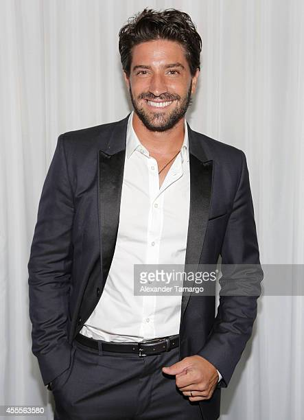 David Chocarro attends The Israel Ministry of Tourism Reception at Briza on the Bay on September 16 2014 in Miami Florida