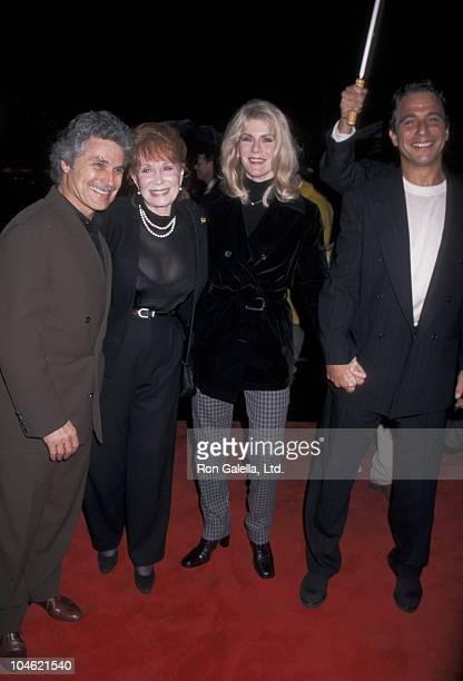 David Christian Katherine Helmond Tracy Danza and Tony Danza