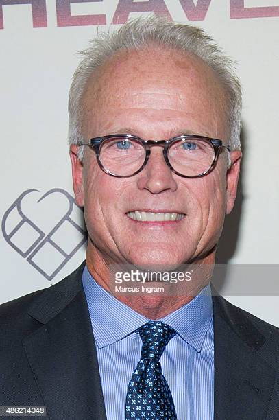David Clyde Carr attends '90 Minutes In Heaven' Atlanta premiere at Fox Theater on September 1 2015 in Atlanta Georgia