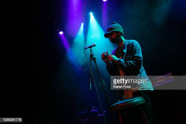 David Cohn performs at The Button Factory on September 17 2018 in Dublin Ireland