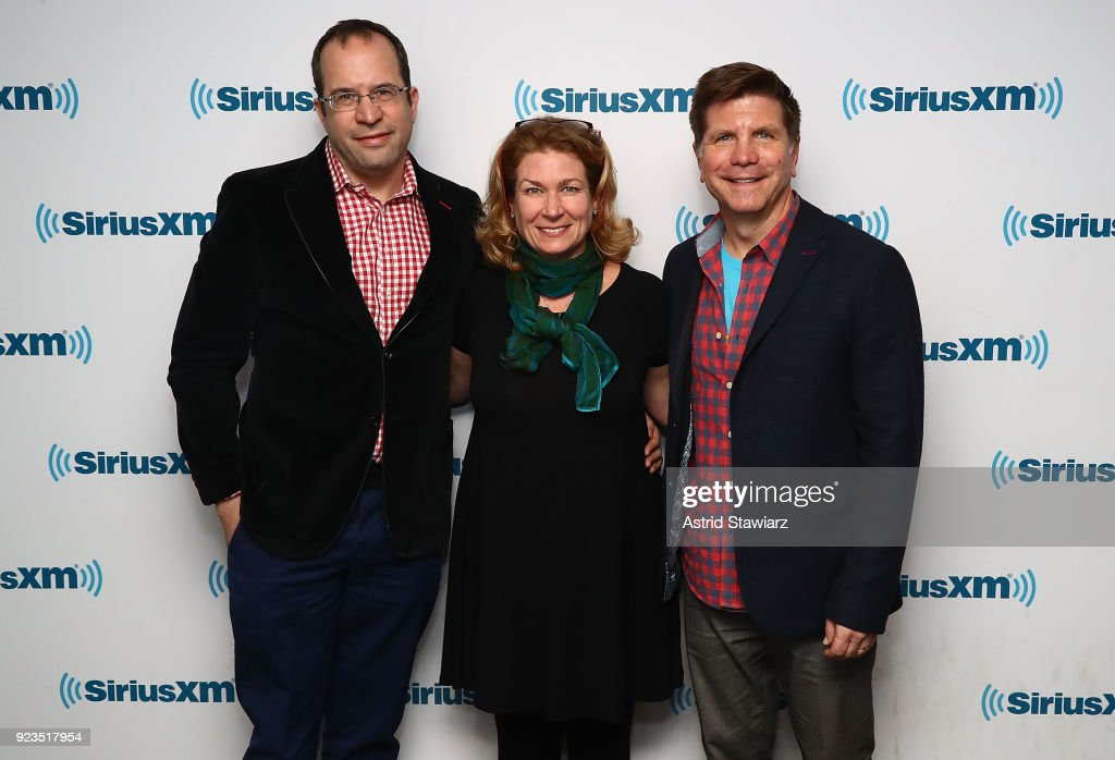 "Eric Furda And Eileen Cunningham Feikens Host ""The Process"" On SiriusXM's Stars Channel 109"