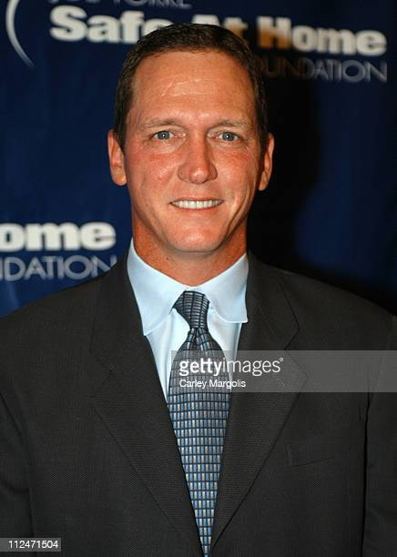 David Cone during Joe Torre Safe at Home Foundation's Second Annual Gala at Pierre Hotel in New York City New York United States