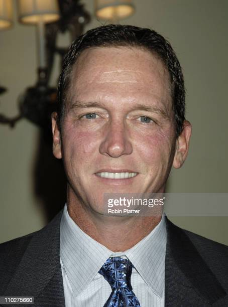 David Cone during Joe Torre Safe at Home Foundation's Third Annual Gala at Pierre Hotel in New York City New York United States