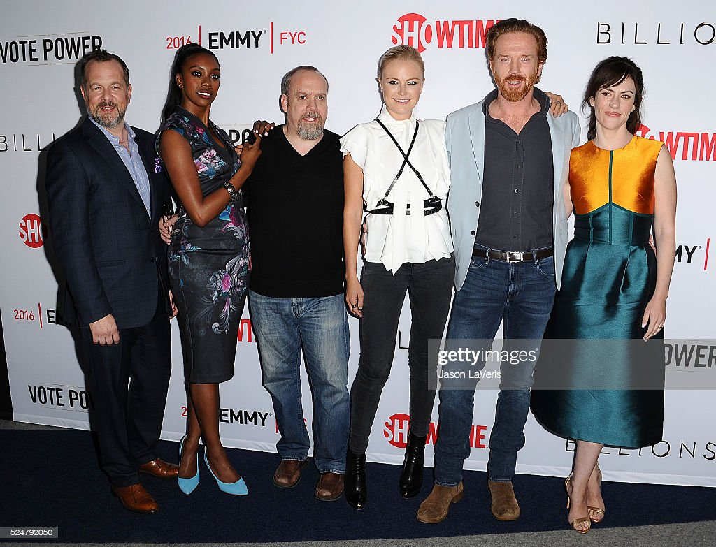"For Your Consideration Screening And Panel For Showtime's ""Billions"" - Arrivals"