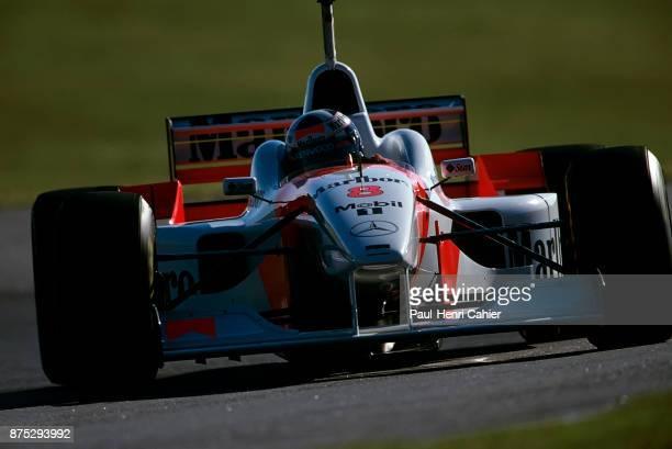 David Coulthard McLarenMercedes MP4/11 Grand Prix of Argentina Autodromo Juan y Oscar Galvez Buenos Aires 07 April 1996
