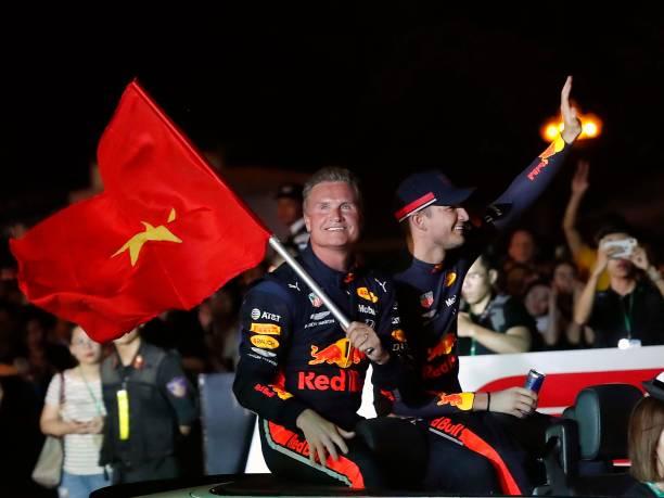 VNM: Red Bull Racing Show Run Hanoi