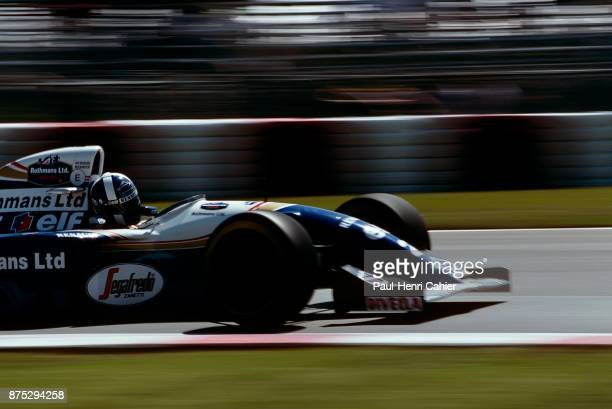 David Coulthard WilliamsRenault FW16 Grand Prix of Canada Circuit Gilles Villeneuve 12 June 1994