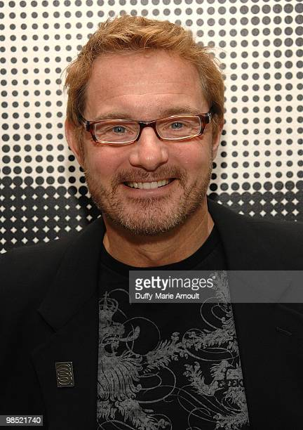 David Courier attends Sundance Institute Presents Sing Faster The Stagehands' Ring Cycle at Hammer Museum on April 17 2010 in Westwood California