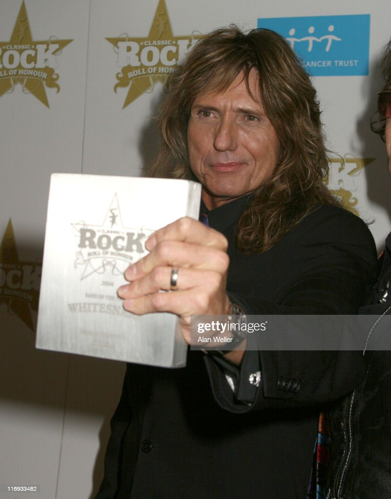 Classic Rock and Roll Honours - Press Room