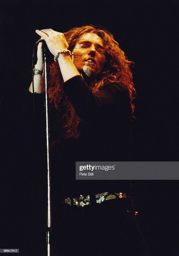 Whitesnake Perform At The Reading Festival In 1980 : News Photo