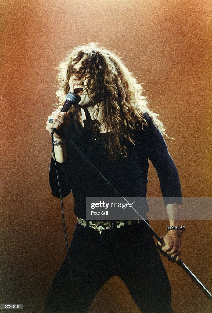 Whitesnake Perform At The 1980 Reading Festival : News Photo