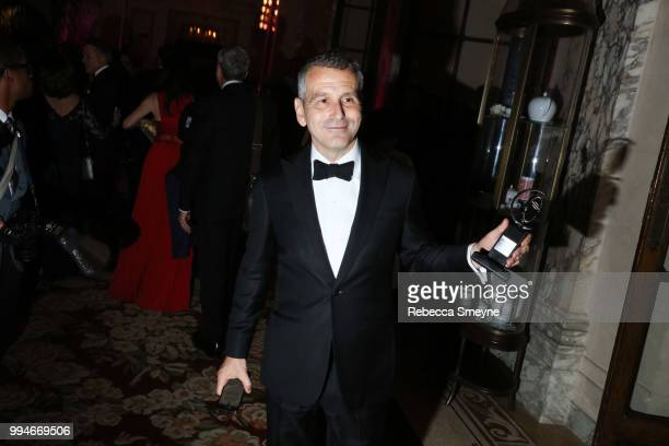 David Cromer attends the Tony Awards Gala at the Plaza on June 10 2018 in New York New York