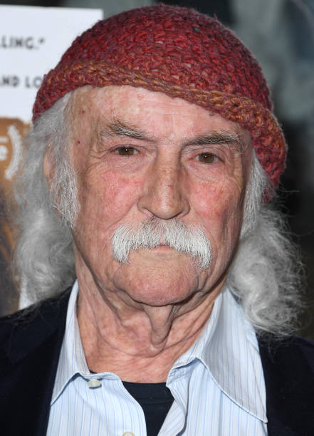 "CA: Premiere Of Sony Pictures Classic's ""David Crosby: Remember My Name"" - Arrivals"