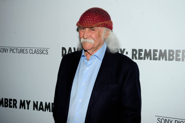 """NY: Sony Pictures Classics & The Cinema Society Host A Screening Of """"David Crosby: Remember My Name"""""""