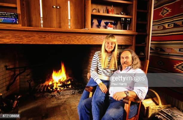 David Crosby photographed just after he had written a book about his lifetime struggle with alcohol and drugs In January 2000 Melissa Etheridge...