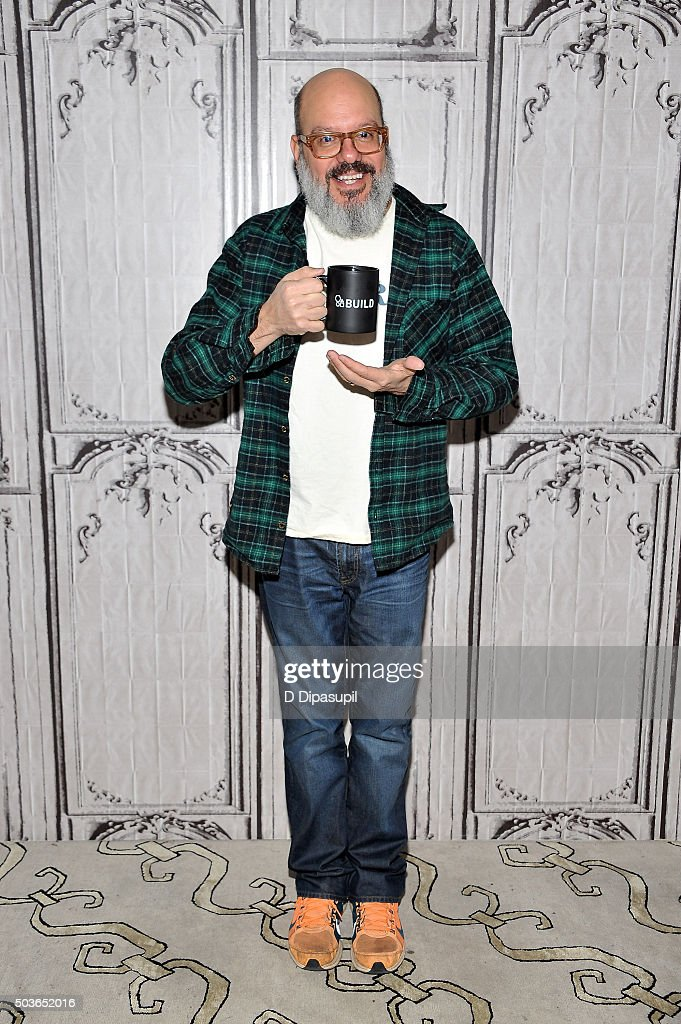 "AOL BUILD Series: David Cross, ""Todd Margaret"""