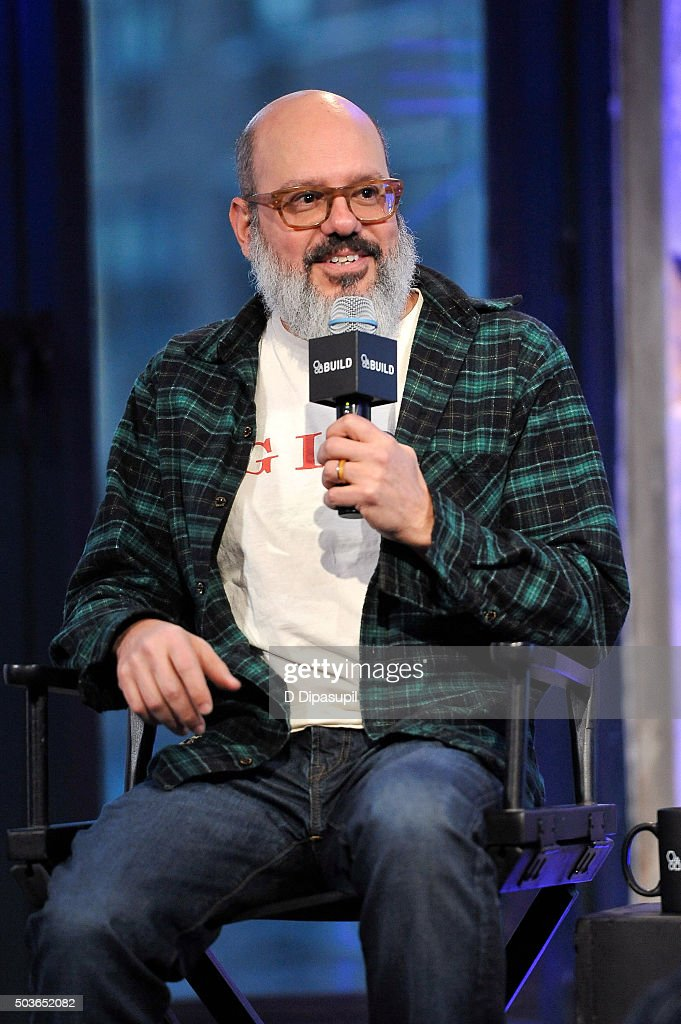 David Cross, 'Todd Margaret' at AOL Studios In New York on January 6, 2016 in New York City.