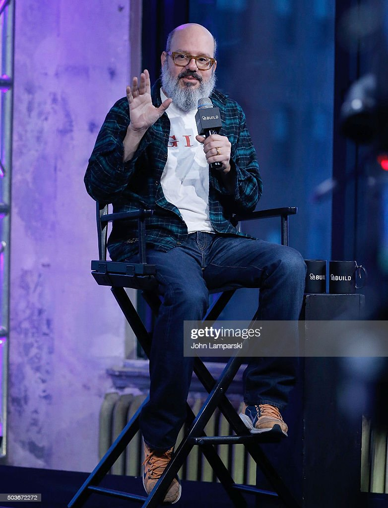 David Cross of 'Todd Margaret' speaks during AOL Build speaker series at AOL Studios In New York on January 6, 2016 in New York City.