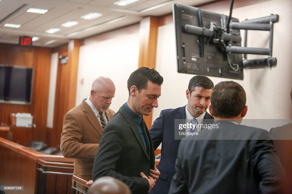 Pro-Life Activist David Daleiden Appears In Court Over Planned Parenthood Video Sting : News Photo