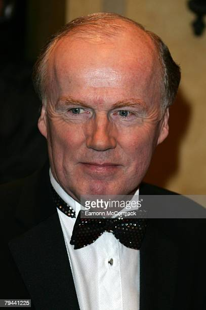 David Davies at the Cystic Fibrosis Liv Charity Event at The Dorchester Hotel on January 31 2008 in London England