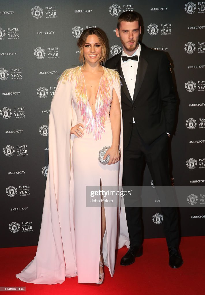 GBR: Manchester United Player of the Year Awards