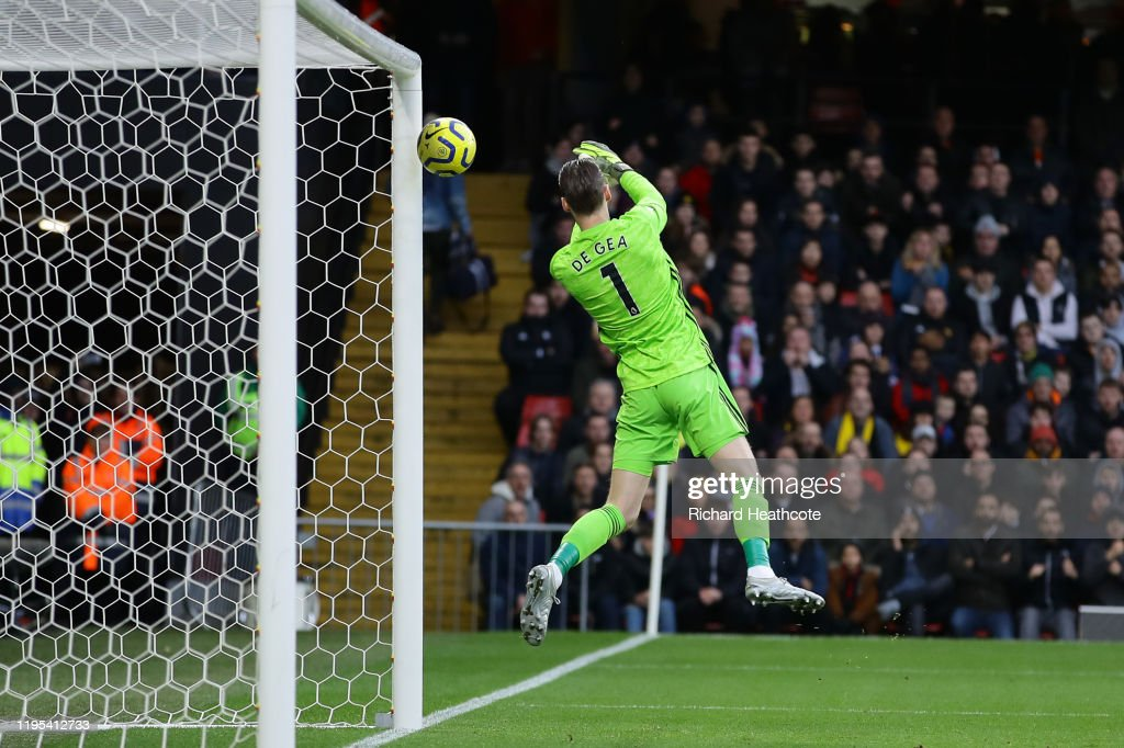 Watford FC v Manchester United - Premier League : News Photo