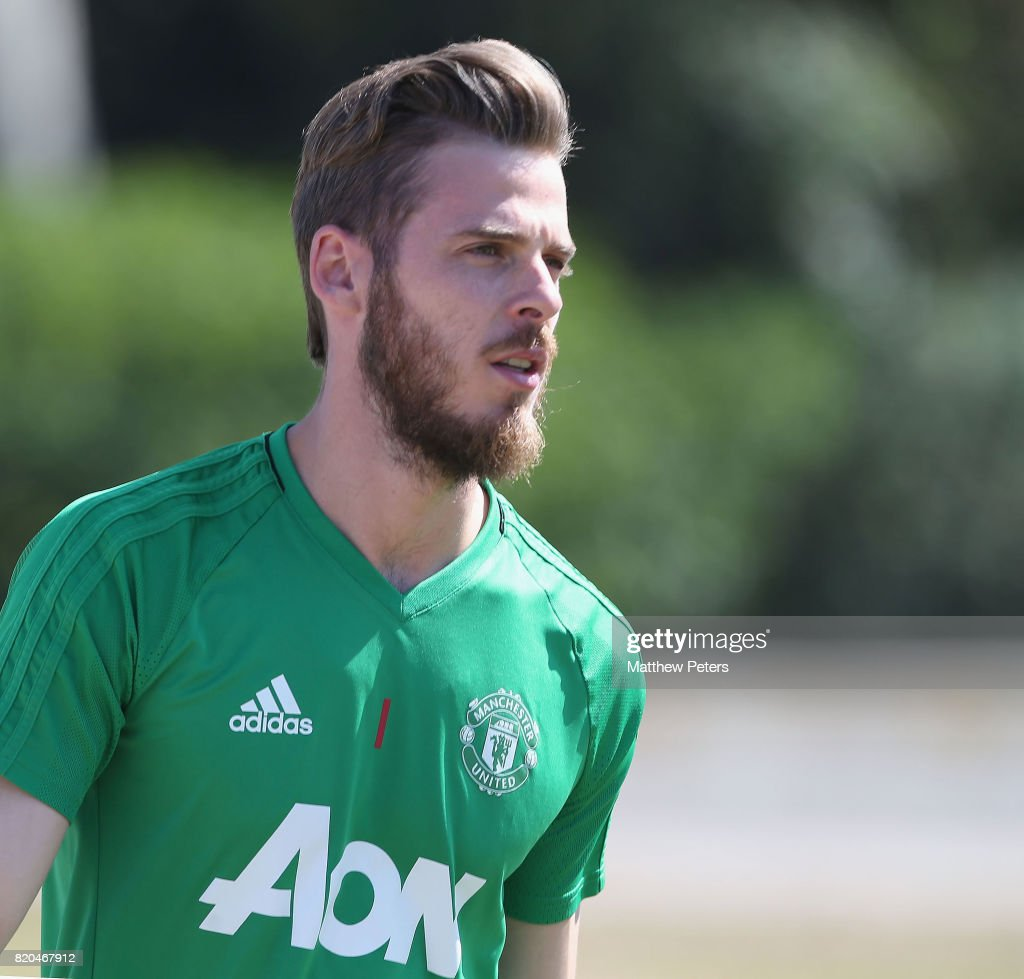 Manchester United Pre-Season Tour to the USA : News Photo