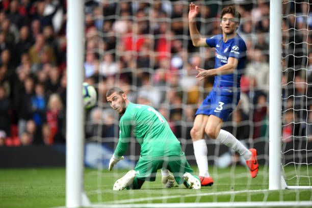 GBR: Manchester United v Chelsea FC - Premier League
