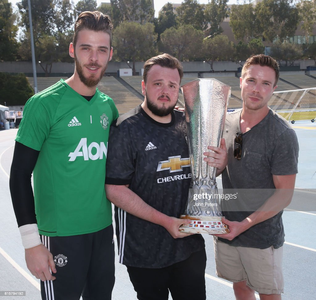 Manchester United Pre-Season Tour to the USA : ニュース写真