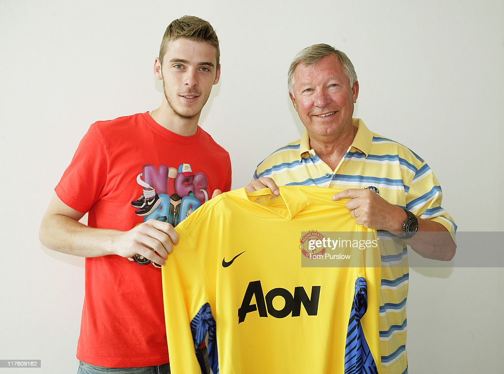 Image result for de gea ferguson getty