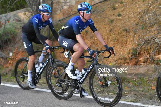 David De La Cruz Melgarejo of Spain and Team Sky / during the 45th Volta ao Algarve Stage 1 a 1991km stage from Portimao to Lagos / VA /...