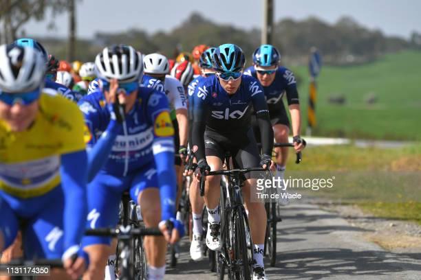David De La Cruz Melgarejo of Spain and Team Sky / during the 45th Volta ao Algarve Stage 2 a 1874 km stage from Almodôvar to Alto Da Fóia 900m / VA...