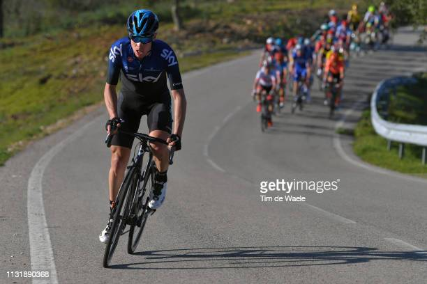 David De La Cruz Melgarejo of Spain and Team Sky / during the 45th Volta ao Algarve, Stage 5 a 173,5km stage from Faro to Alto Do Malhão 518m - Loulé...