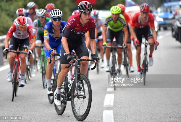 David de la Cruz of Spain and Team Ineos / during the 74th Tour of Spain 2019 Stage 8 a 1669km stage from Valls to Igualada / #LaVuelta19 / @lavuelta...