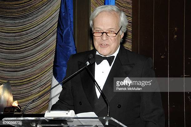 David de Rothschild attends the FrenchAmerican Foundation 2008 Gala at the Four Seasons Restaurant on November 18 2008 in New York City