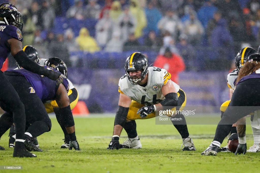 Pittsburgh Steelers vBaltimore Ravens : News Photo