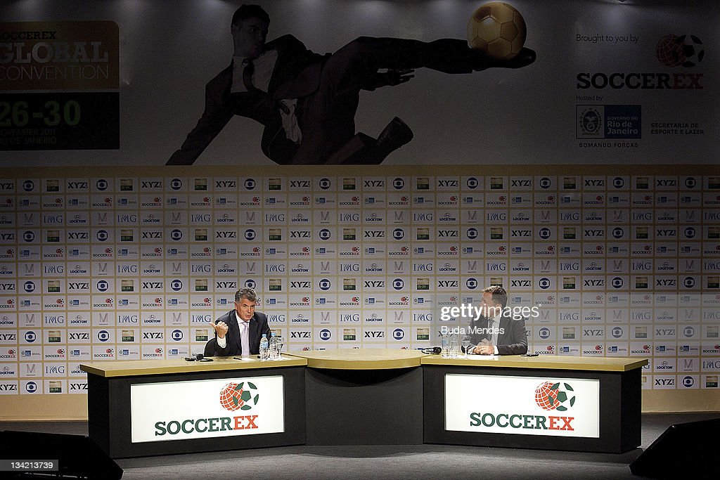 Soccerex Global Convention 2011 - Day 1