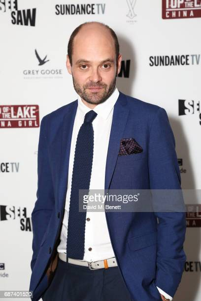 David Dencik attends Top of the Lake China Girl screening afterparty at Versini Cannes in partnership with Grey Goose at Versini Five Seas Hotel on...