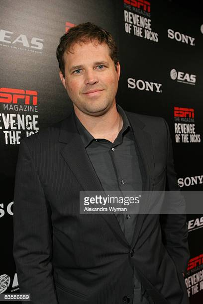 David Denman at The ESPN The Magazine 'Revenge of the Jock's' party presented by Sony held at The X Bar on June 4 2008 in Century City California