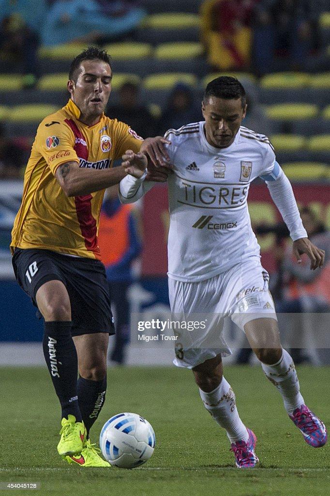 Morelia v Tigres UANL - Apertura 2014 Liga MX : News Photo