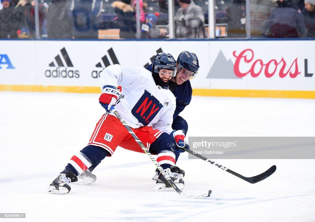 2018 Bridgestone NHL Winter Classic - Practice Day & Family Skate