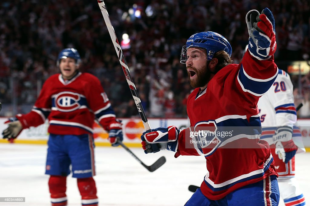 New York Rangers v Montreal Canadiens - Game Two
