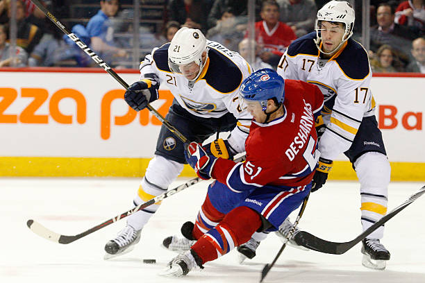 f6cf274ab Buffalo Sabres v Montreal Canadiens Foton och bilder
