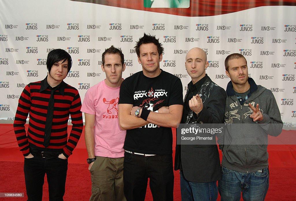 2005 Canadian Juno Awards - Arrivals