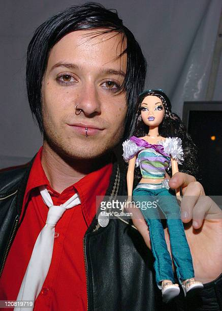 David Desrosiers of Simple Plan at My Scene Goes Hollywood Celebrity Retreat produced by Backstage Creations