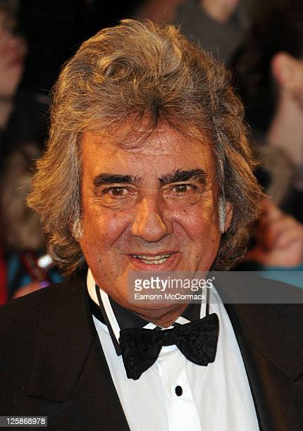 David Dickinson arrives at The National Television Awards at O2 Arena on January 26 2011 in London England