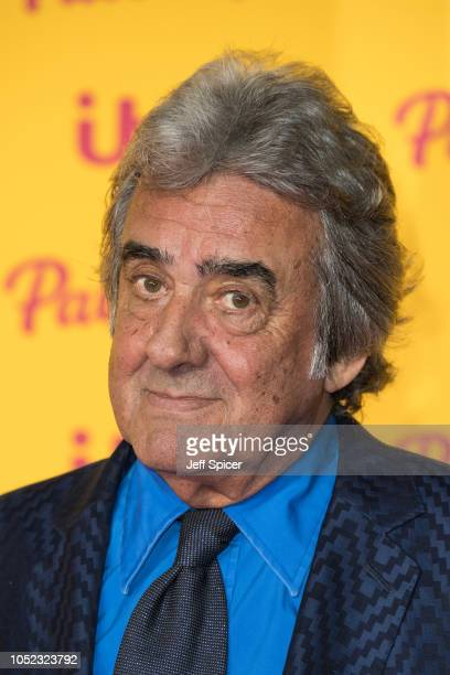 David Dickinson attends the ITV Palooza held at The Royal Festival Hall on October 16 2018 in London England