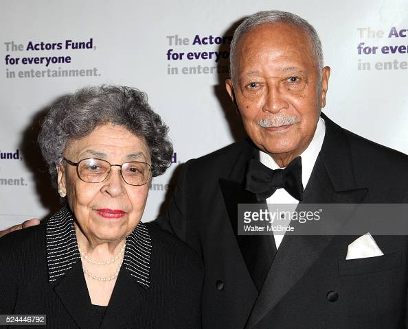 david dinkins with wife joyce dinkins attending the actors fund gala news photo getty images david dinkins with wife joyce dinkins attending the actors fund gala news photo getty images