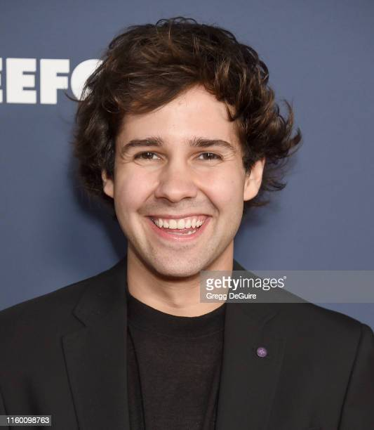 David Dobrik attends Variety's Power Of Young Hollywood at The H Club Los Angeles on August 6 2019 in Los Angeles California